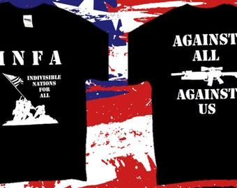 INFA Iwo Jima Shirt
