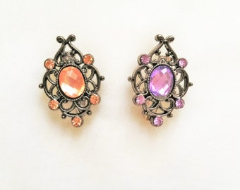 Antique Style Brooch/Hijab/Scarf Pin