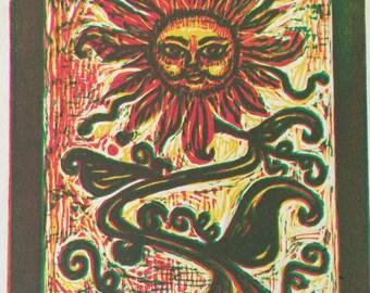 Trippy Hippy Flower
