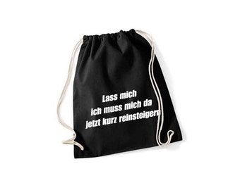 Let me now - gym bags in 9 colors