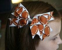 Sports Bows and Clips!