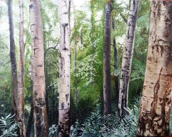 Surrey forest