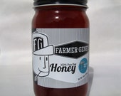 Oregon Raw Honey, from Hillsboro, OR. From our Hillsboro bee-yard, dark and bold. A perfect choice for the adventurous!