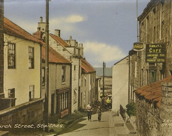 Staithes Cafe Culture