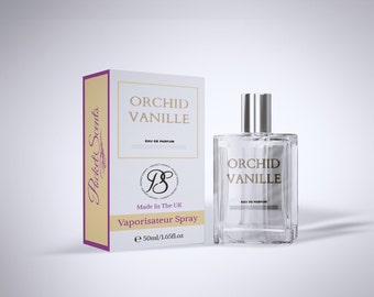 Pocket Scents 50ml Orchid Vanille EDP