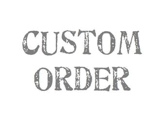 Reserved Order for Charlotte