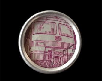 Tiny Tin - Purple Train