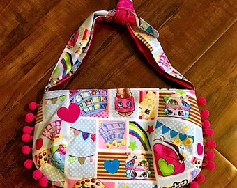 Shopkins Fringe Purse