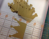 Gold Crown Custom order your color quantity