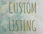 Custom Listing for OCEANPAPAYA