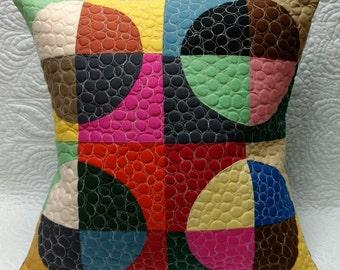 Circle Pillow Cover