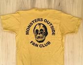 Monsters Outside Fan Club Tee Shirt (Soft)