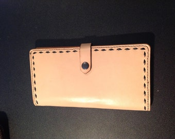 Hand Made Leather Cluth Purse