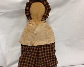 PreHalloweenSale Primitive Prairie Doll