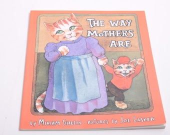Mother's Are LIke That Vintage Hardcover with Dust Jacket - Excellent