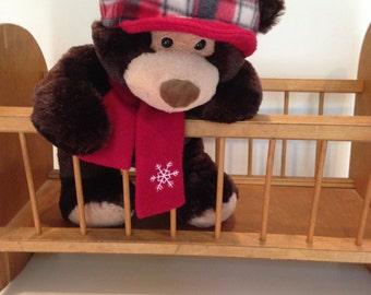 Teddy Bear, Second Chance, Hugfun, Ernie