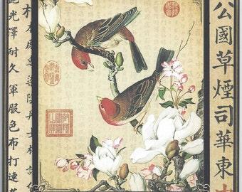 Birdsong Easel Card