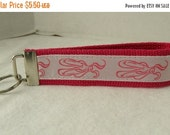 40% Off Ballet Key Fob PINK Dance Keychain