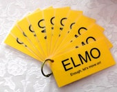 ELMO Cards, Business Meeting Tool, Volunteer Committees, Enough Let's Move On Cards