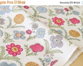 Japanese Fabric Botanical Garden - O - 50cm