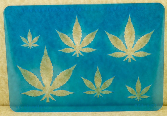 marijuana cannabis leaf medicinal use jewelry template stencil tmp420 from artisticrenderings on etsy studio
