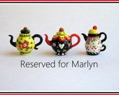 Reserved Listing for Marlyn