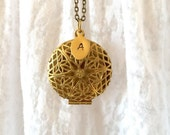 Locket Necklace Gift Locket Personalized Locket Necklace Gift Necklace Womens Locket Mom Gift Locket Bridesmaid Gift