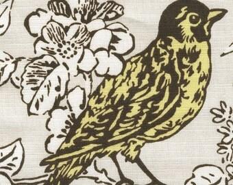 """Thomas Paul """"Perch"""" Bird Fabric"""