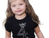 Swarovski Rhinestone Shirt for Girls /Crown bling crystal Birthday tee/ choose colors /Age Number Bling Baby/ Princess /black pink any color
