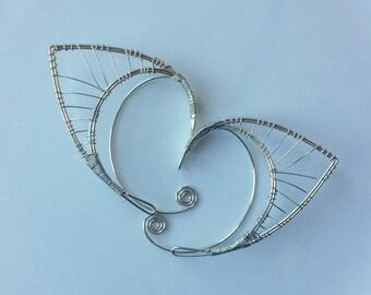 SABBATICAL SALE: Silver elf ears