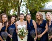 Reserved for Kelly Hardman Tailored in the USA Bridesmaids Infinity dresses  ALL sizes and lengths-  petite to plus Hundreds of colors