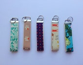 Patchwork Key Fob