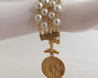 Kelly Street Bracelet (Inspired by Grace Kelly in 'Rear Window')