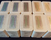 10 lb EXOLIATING OATMEAL Melt And Pour Soap Base All Natural Dry Skin Remedy Pure Glycerin