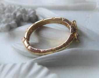 14K Gold Plated Necklace Enhancer Bracelet Enhancer Pearl Enhancer Item No. 2170