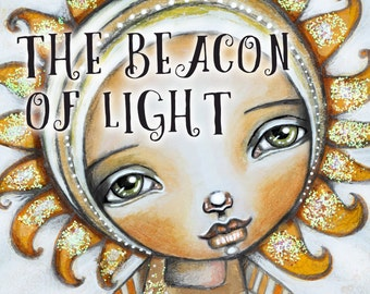 The Beacon of Light -  Self Study Mini Class - Online Download (without DVD)