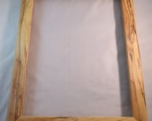 11x14 Spalted  Maple Picture Frame SP4
