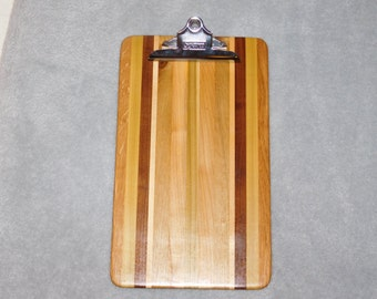 "Legal Size Wood Clipboard /Lapboard/ Drawing Board (15.5"" x 9.25""))"