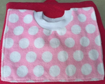 BABY BIB - Terry Cloth - Pull-Over