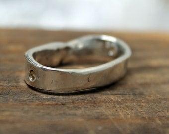 Link heavy Oval Sterling silver