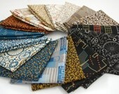 "Fat Quarter Bundles ""Live City"" Collection by Hoodie Crescent for Stof Fabrics"