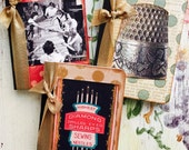 3 Mini Journal, Composition, Book, Notebook, Journals, Notebooks