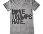 Love Trumps Hate (Women's)