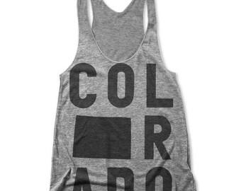 Colorado (Women's Racerback Tank)