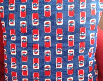 Pepsimania Pillow Cover