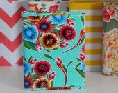 binder cover - recipe binder - planner binder - a5 planner - oilcloth 3-ring binder cover - birthday gift - gift for her - teacher gift
