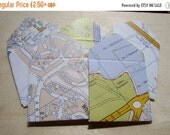 SUMMER SALE mini map envelopes