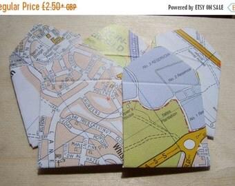 SUMMER SALE mini map envelopes