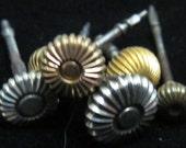 Steampunk Vintage Antique Watch pocket Watch parts crowns RJ 70