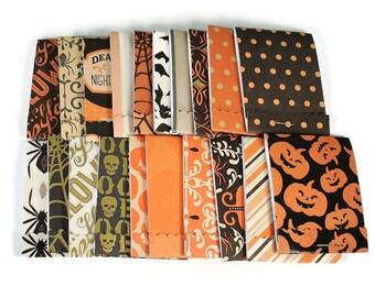 Matchbook Notepads  Halloween  Mix Set of 30